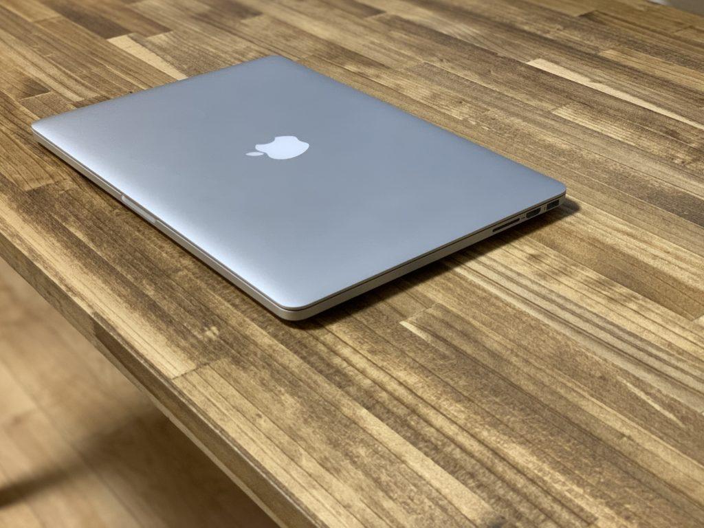 デスク mac