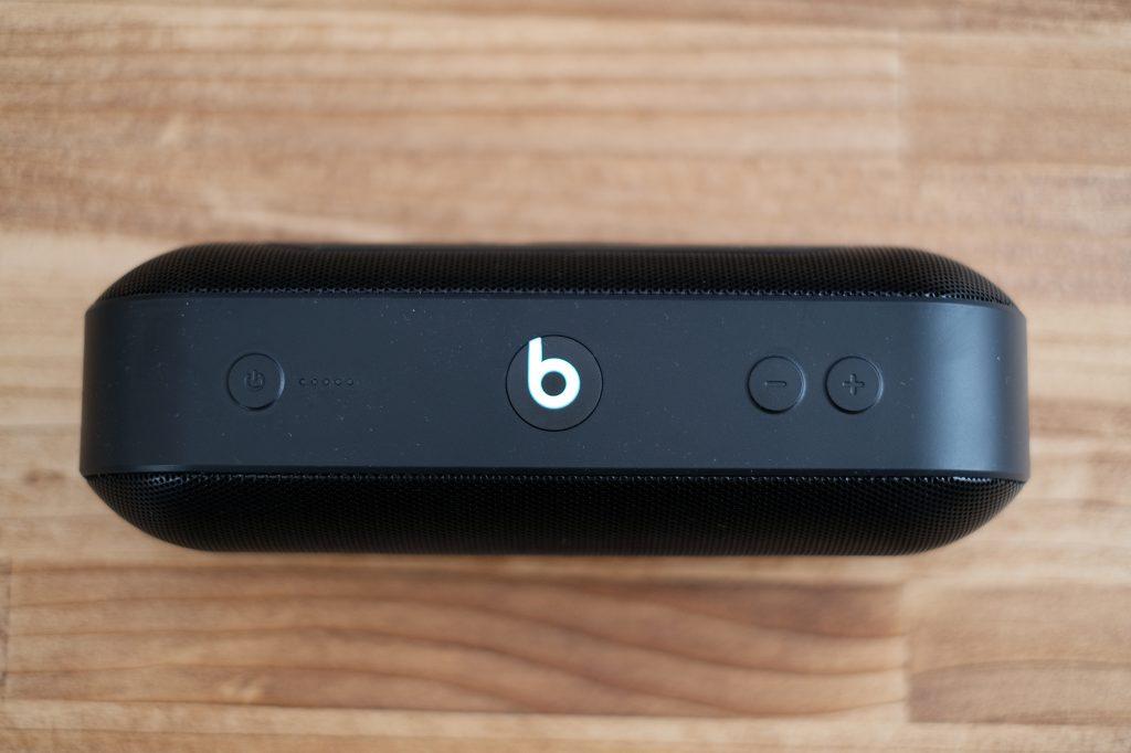 Beats Pill+ ボタン配置