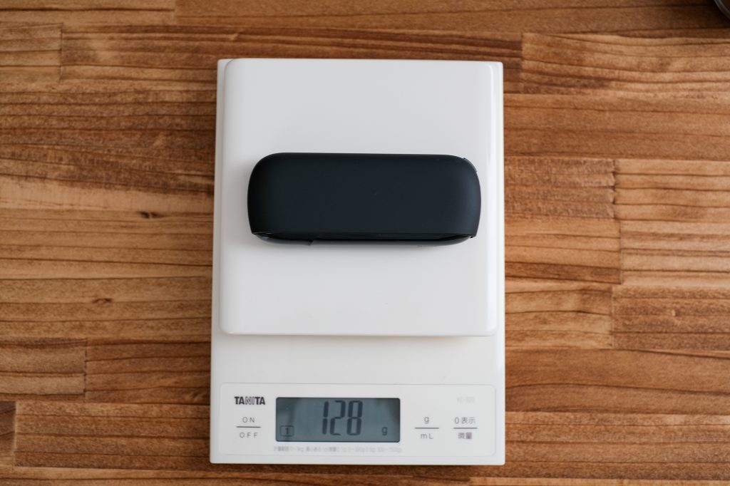 アイコス3の重量