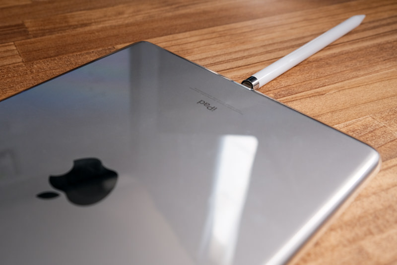 第1世代Apple Pencilの充電方法