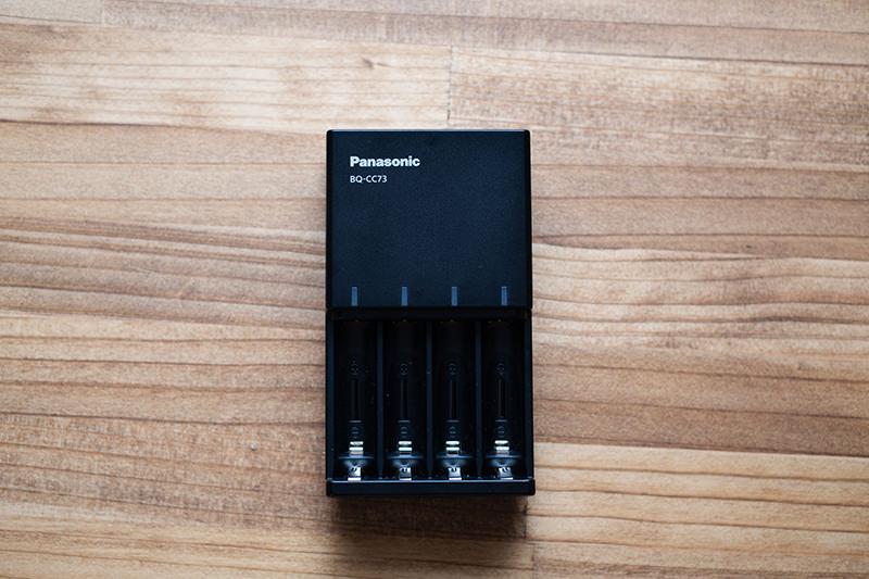 パナソニック 急速充電器01