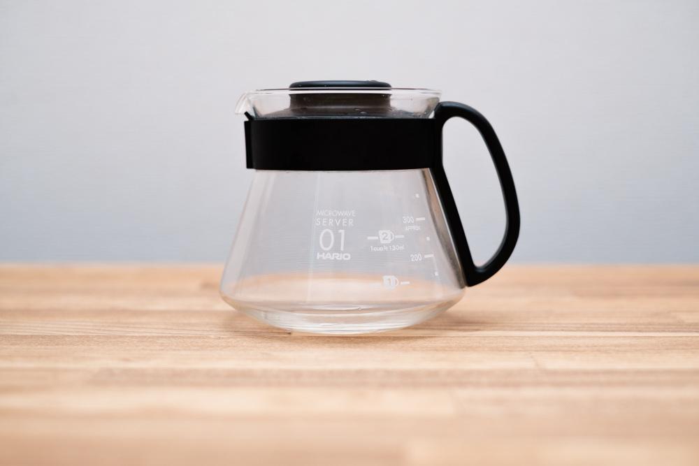 ハリオ コーヒーサーバー
